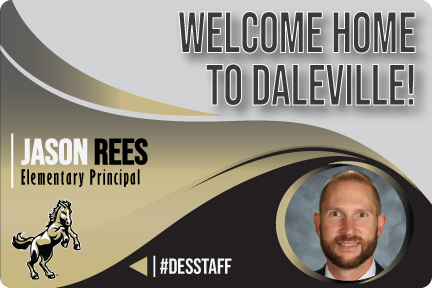 Welcome Jason Rees